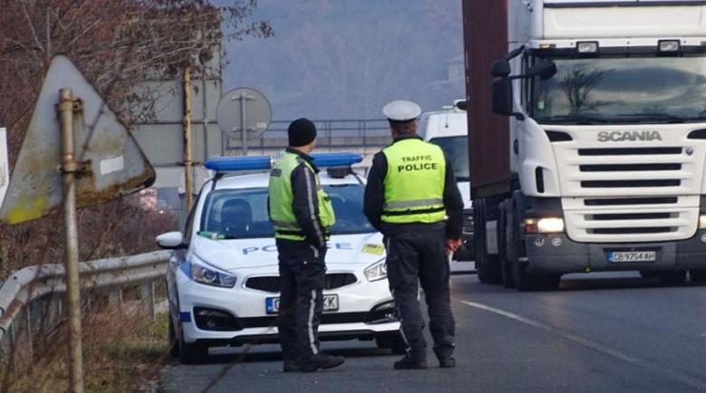 Акцията в Пловдив прати 19 шофьора в ареста за Баба Марта