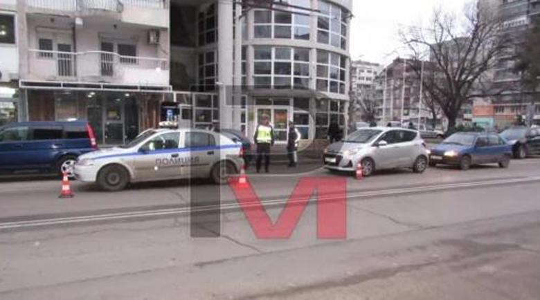Нов кошмар в Русе! Две коли пометоха 4-годишно дете
