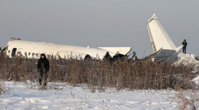 Син на известен наш журналист летял със самолета, който се разби в Казахстан