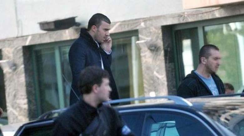 Синът на Миню Стайков арестуван в брониран автомобил с въоръжени мъже