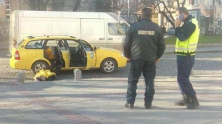 Мъж почина в такси в Пловдив пред очите на сина си