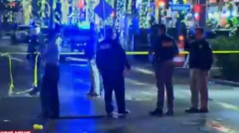 Нападатели опръскаха с кръв търговска улица в Ню Орлиънс