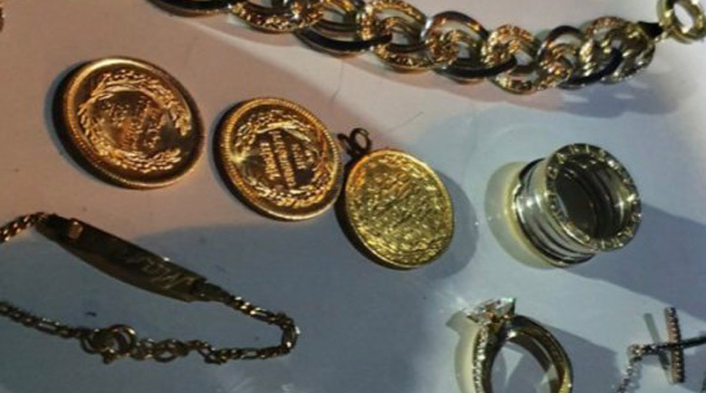 Разкриха кражба на злато за 7 бона