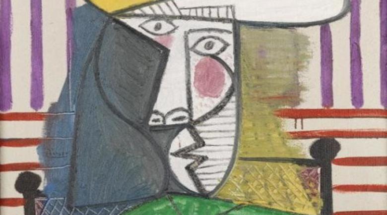 Мъж повреди картина на Пикасо за 20 милиона паунда