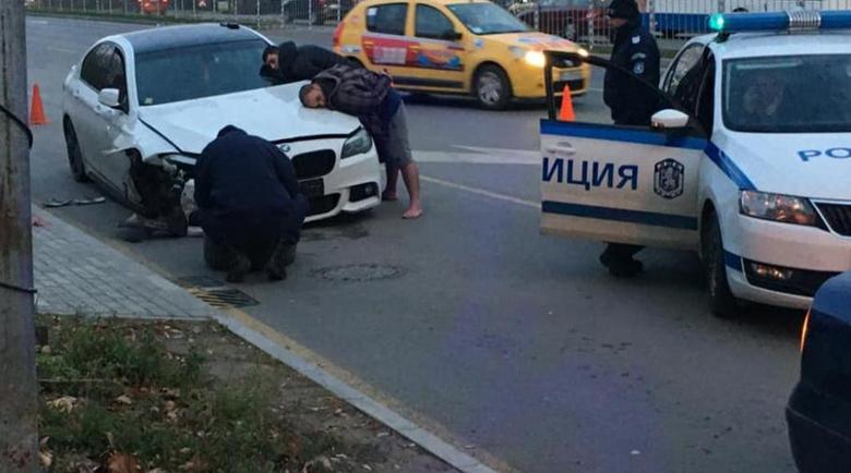 Аверите от Варна си крали BMW-то, били пияни и надрусани