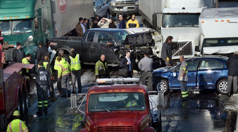Шофьор в българска фирма сътвори страшна касапница с много жертви в САЩ