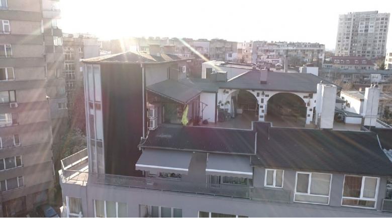 Пламен Георгиев продава скандалния апартамент с терасата