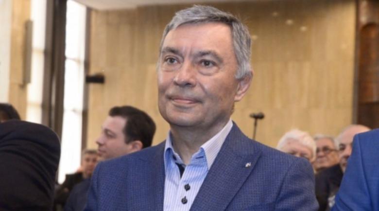 """Арестуван е и официалният собственик на """"Левски"""" Георги Попов"""