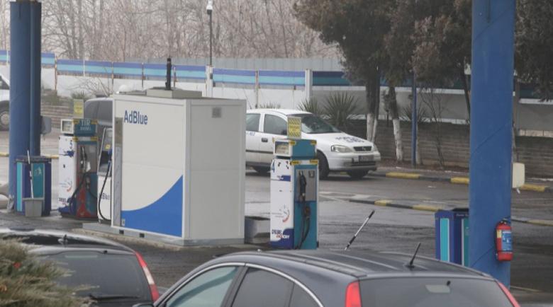Ограбили бензиностанция навръх Трети март