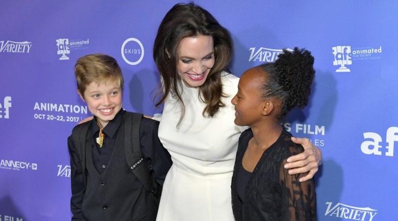Две от дъщерите на Анджелина Джоли оперирани