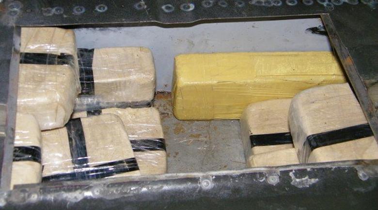 Митничари откриха 10 кг хероин в Малко Търново