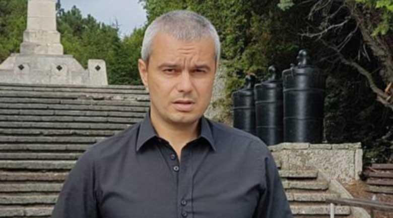 """Лидерът на """"Възраждане"""" Костадин Костадинов заплашен от арест?"""
