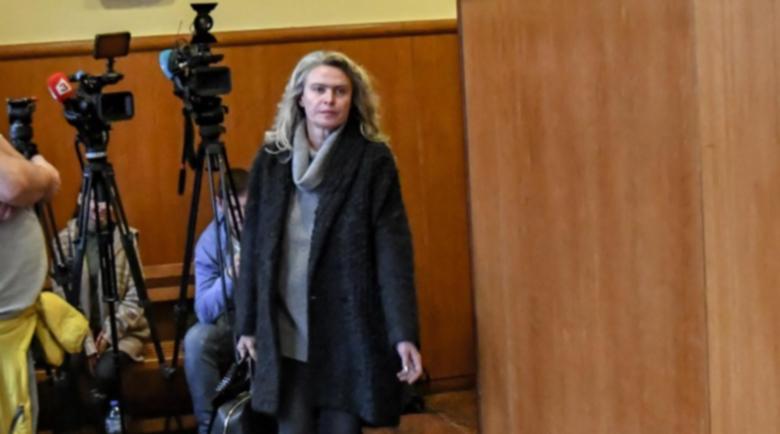Жената на Божков иска отново да излезе на свобода