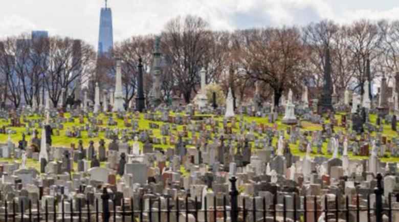 Шокиращо видео! В Ню Йорк погребват в масов гроб