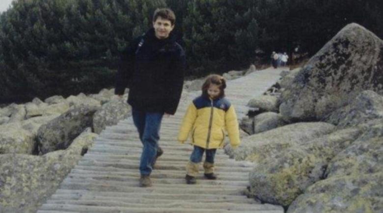 Дъщерята на Милен Цветков: Обичам те, тати!