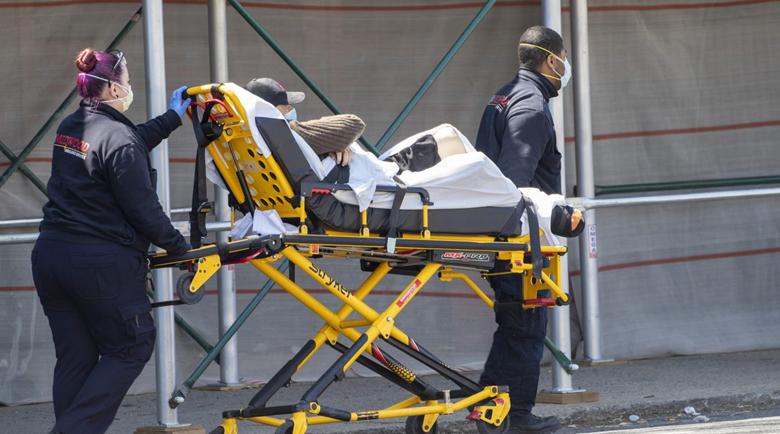 24 895 са починалите от COVID-19 във Франция