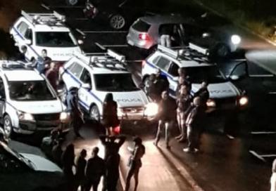 Абитуриенти се млатиха в Бургас, полицията ги разтърва