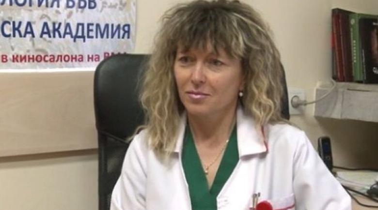 """Лекарка от ВМА: Със заразните болести е важно да се """"опариш"""" , да загубиш пациент дори"""