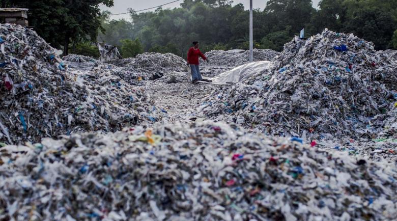 Голямо количество загробен боклук открит в Червен бряг