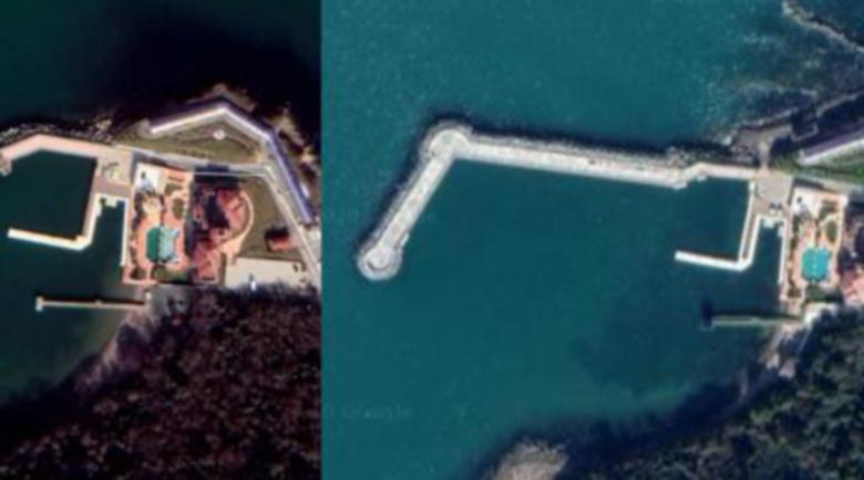 Как Ахмед Доган си е построил частен 230-метров вълнолом?!