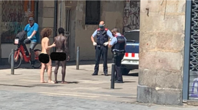 В Испания се натъкнаха на гола двойка по улиците, разследват сексуално насилие