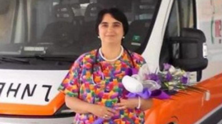 Д-р Илиана Иванова бе погребана от майка си и съпруга си