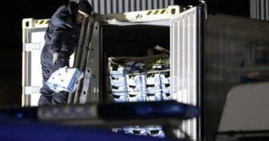 Убиецът на Георги Илиев стоял зад откритите 500 кила кокаин в София