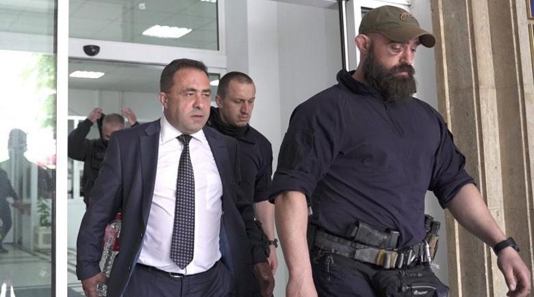 Зам.-министърът Красимир Живков: Не съм задържан!