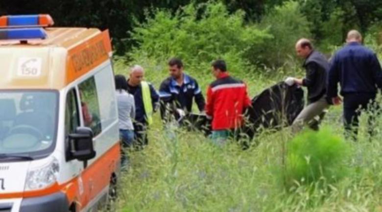 Командир на батарея намерен мъртъв в река Чая
