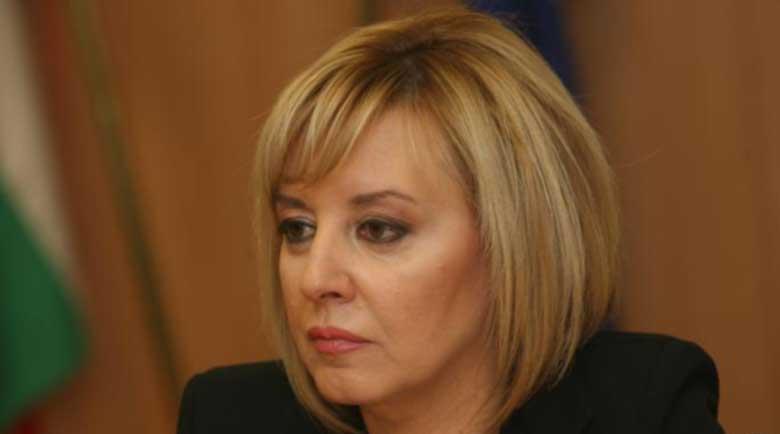 Мая Манолова: ВАС призна – вотът за София е бил подменен
