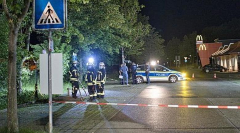 Ад край Мюнхен: Мъж се вряза с колата си в тълпа, рани петима