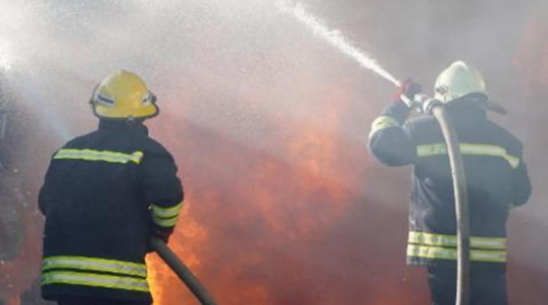 Пожар опустоши ферма край Берковица