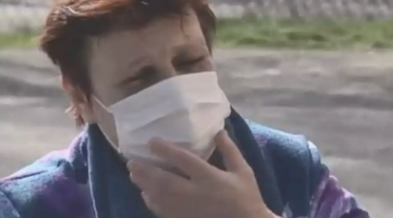 Невиждано! Жена се изрови от гроба и се прибра вкъщи