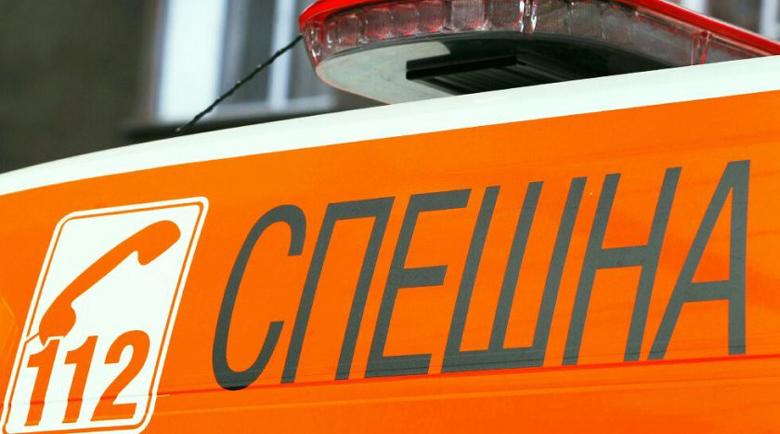 Линейка излетя от пътя Симитли – Разлог