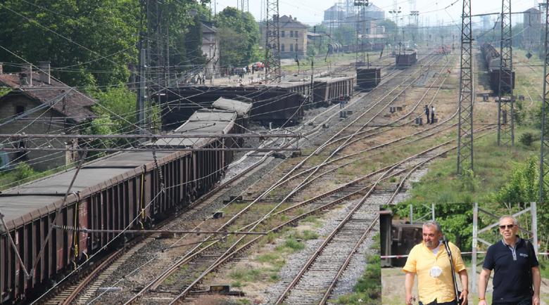 Няма човешка грешка при катастрофата на жп гара Нова Загора
