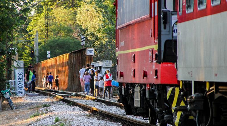 Стана ясно кой е младият мъж, прегазен от влака до Железния мост в Пловдив