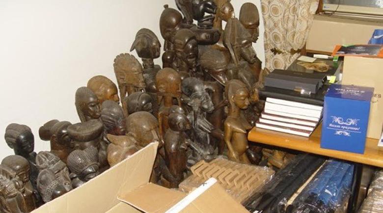 Задържаха старозагорец с антична колекция