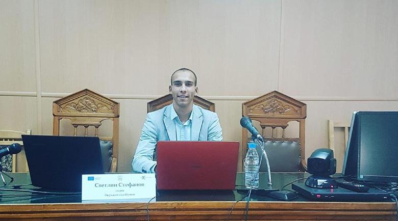 Куриоз! Закопчаха съдебен заседател от Шумен с… европейска заповед за арест