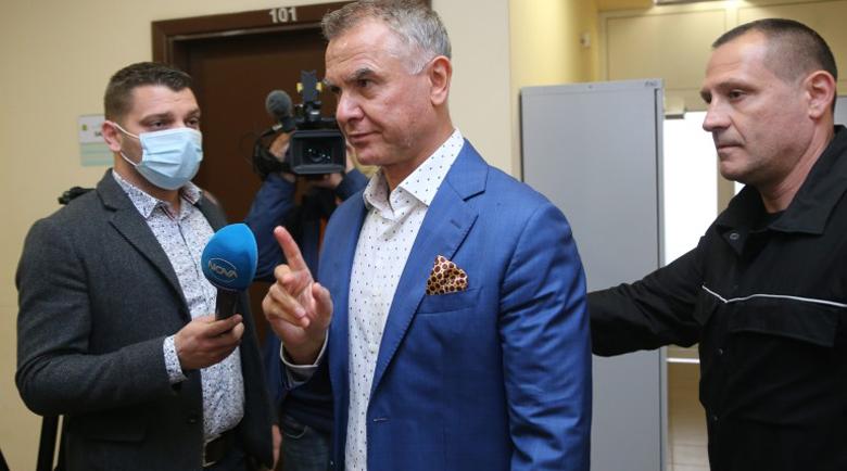 Окончателно: Атанас Бобоков остава в килия, въпреки болното му коляно