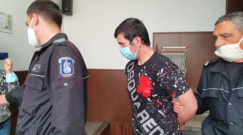 16 години затвор за удушвача Михаил Чинов от Кючука