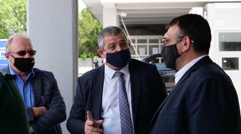 На гръцката граница ще правят тестове за COVID-19 на произволен принцип