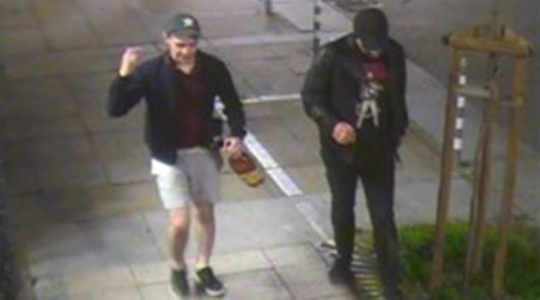 Арестуваха двама престъпници, издирвани от май, единият сам се предал