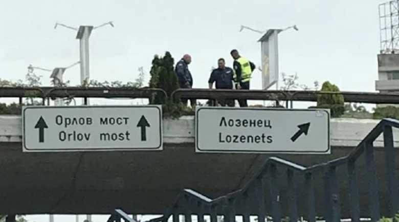 """Самоубийца на """"Моста на влюбените"""", ченгета я спряха"""