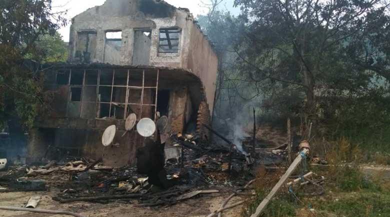 Късо съединение е причинило пожара край Шумен, отнел живота на 2 деца