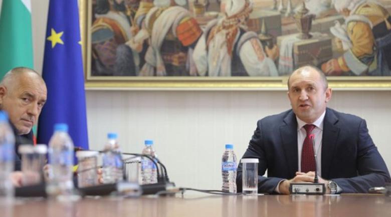 Президентът за снимките с премиера: Тревожно е, Борисов да си прецени кръга! НСО е извън сградата