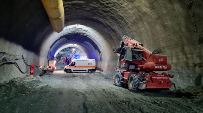 """Вторият пострадал в тунел """"Железница"""" – с отрицателна проба за коронавирус"""