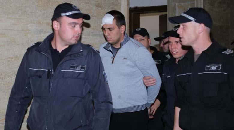 Викторио Александров, който уби Дарина, отново пред съда
