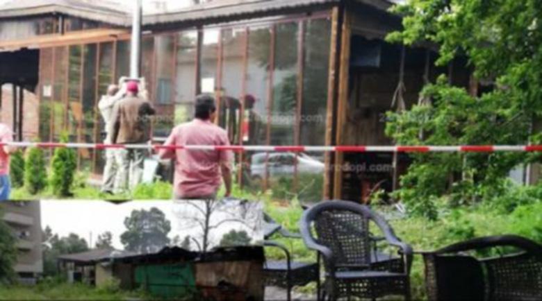 Взрив в заведение разбуди кърджалийци тази сутрин