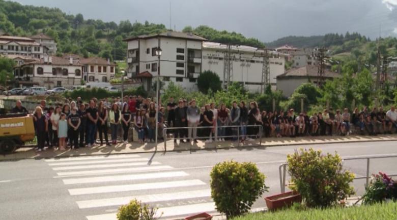Златоград на протест заради малката присъда на убиеца на Митко