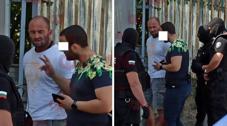 Повдигат две обвинения на подземния бос, заловен на бензиностанция